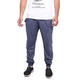 Buy Wokstore Garments Terry Trousers For Men Blue  online