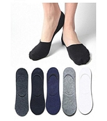 Buy  Pack Of 6 Loafers/Sneaker Socks For Him and Her  online