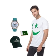 Bundle of Independence Day T-Shirt for Men and Gadgets B1