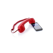 As seen on tv Coco Phone Handset For Skype Voip And Mobile Phone Calls (Red)