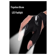 Led Light Gloves Waterproof