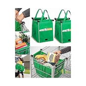 Buy Grab Bag Shopping Bag - Green  online