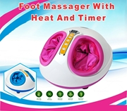 Foot Massager With Heat Tapping