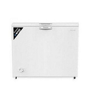 Waves Single Door Deep Freezer WDF-309 - 9 Cubic feet - Ash White - 30% Extra Energy Saving