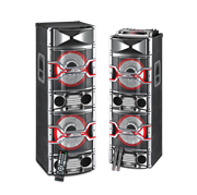 Audionic DJ-400s Speakers