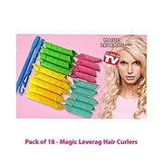 Magic Leverag Hair Curlers