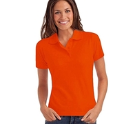 Mardaz Orange Polycarbonate Polo For Women