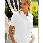 Mardaz White Polycarbonate Polo For Women