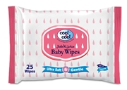 Baby Wipes 25's (Travel Pack)