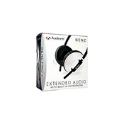 Buy Audionic BENZ Extended Audio Stereo Headset  online