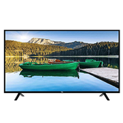 "TCL P62 - Smart UHD LED TV - 40"" - Black"