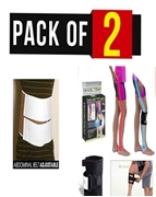 PACK OF ABDOMINAL BELT AND BE ACTIVE