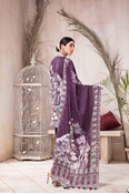 Buy 3 pcs Unstiched winter collection MAUVE MISTRY   online