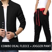 Pack of 2 Combo Deal Fleece + Jogger pant