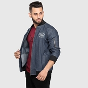 SLIMFIT DENIM JACKET FOR MEN SKU-NY-VT-009