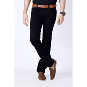 Buy ELEMENT BLACK SLIM FIT JEANS WITH REFLECTIVE TRIMS EJ-041  online