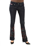 BUBBLY BOOT CUT JEANS