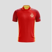Original Islamabad United T-shirt with Your Name