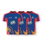 Pack of 3 Karachi King Digital Printed  T-shirt 2k19