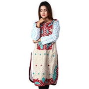 Women Cotton Embroidered  Kurti By Wokstore Wokstore-007