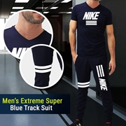 Men's Extreme Super Blue Track Suit CJ-07