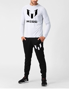 Full Sleeves Track Suit White For Men's CJ-12