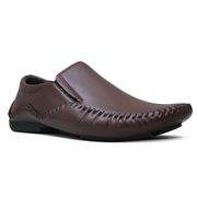 Men's Brown Casual Shoes SH-0001
