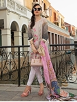 KHAS STORES 2 PCS LAWN SHIRT AND DUPATTA RKL- 13019