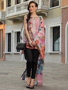 KHAS STORES 2 PCS LAWN SHIRT AND DUPATTA RKL-13022