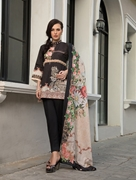 KHAS STORES 2 PCS LAWN SHIRT AND DUPATTA RKL-13023