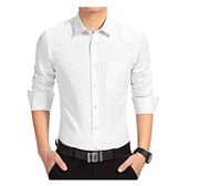 MK Cloth Shirt White