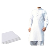 MK-Cloth Men Washing Wear Unstitched Suit For Men