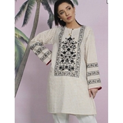 Mardaz Embroidered Kurti For Women