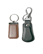 Bundle of Leather Key Chain