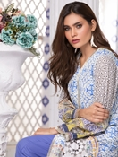 Buy Women Summer Collection V3 Unstitched-Embroidered 3-pc Multi Lawn Suit KLA-9047  online