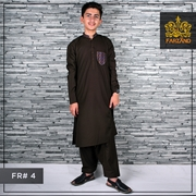 Spice Brown Suit for Infants|Kids|Teens FR#4 4 to 7yrs
