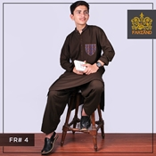 Buy Spice Brown Suit for Infants Kids Teens FR#4 8 to 13yrs  online