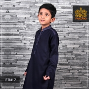 Navy Blue Siut for Infants|Kids|Teens FR#7 4 to 7yrs