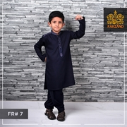 Navy Blue Siut for Infants|Kids|Teens FR# 7 14 to 19yrs