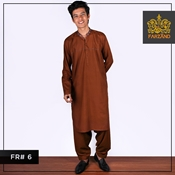 Buy Brown Suit for Infants|Kids|Teens FR#6 6M to 3Yrs  online