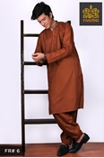 Buy Brown Suit for Infants|Kids|Teens FR#6 8 to 13yrs  online