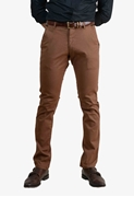 Golden Brown Smart Stretchable Chino 040 Golden Brown