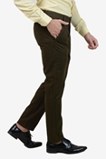 Buy Olive Stretchable Dye Over Chino - Aldi Chino Olive  online