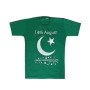 Men's and Ladies 14 August T-shirt - WG-0014