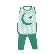 kids Girl's Kurti 14 august Flower - WG-0015