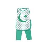 kids Girl's Kurti 14 august Flower - WG-0017