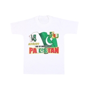 kid's T-shirt 14 august - WG-0019