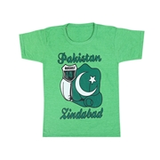 kid's T-shirt 14 august Pakistan Day - WG-0022