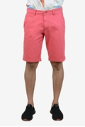 Red Signature Stretchable Short - Red Signature Short