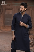EDGE Stylish Design Kurta Shalwar for Men's - EDGE-046